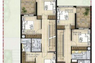 wood floor2 375x250 - Greenwoods Villas at Damac Hills