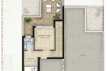wood floor3 375x250 - Greenwoods Villas at Damac Hills