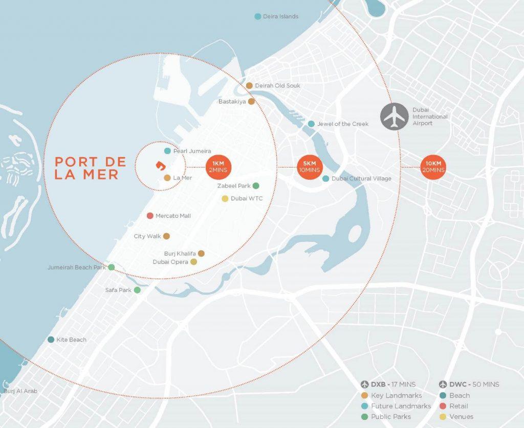 la location 1024x837 - La Sirene - Port de La Mer